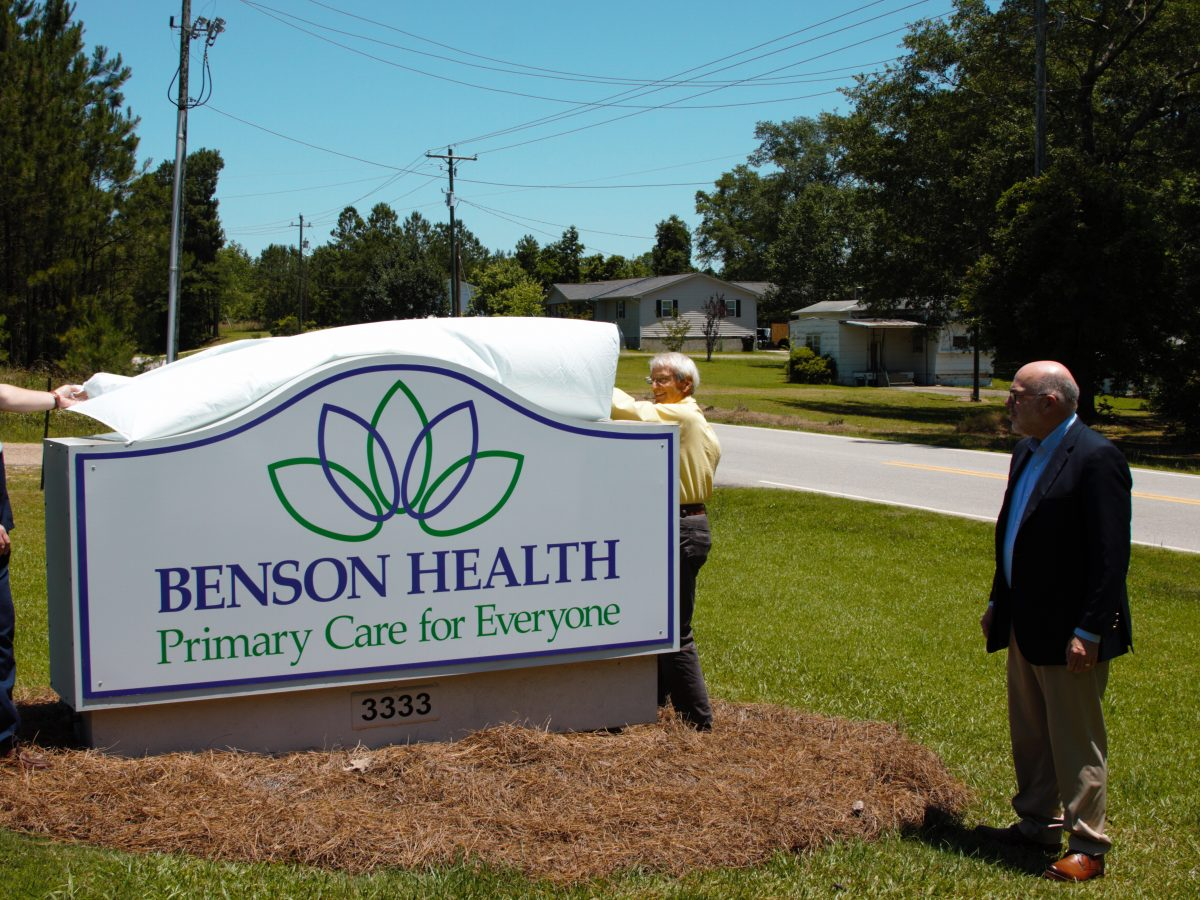 BAMC IS NOW BENSON HEALTH