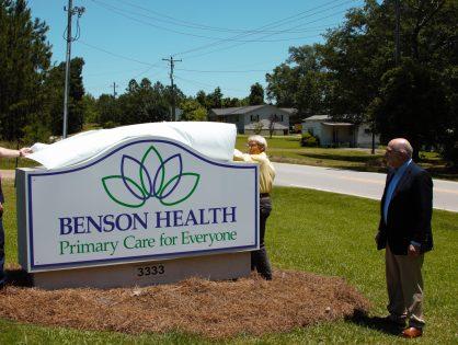 BAMC IS NOW BENSON HEALTH